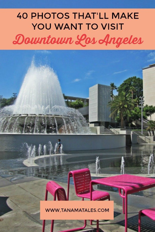Things to do in Los Angeles, #California – Travel and vacation tips / ideas – Downtown Los Angeles has become one of the hottest destinations in Southern California. If you do not believe me, I have 40 photos to prove my point. Beware! These photos may persuade you to book a trip to #LosAngeles ASAP. #DTLA #photography #skyline #buildings
