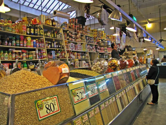 Gran Central Market, Los Angeles, California