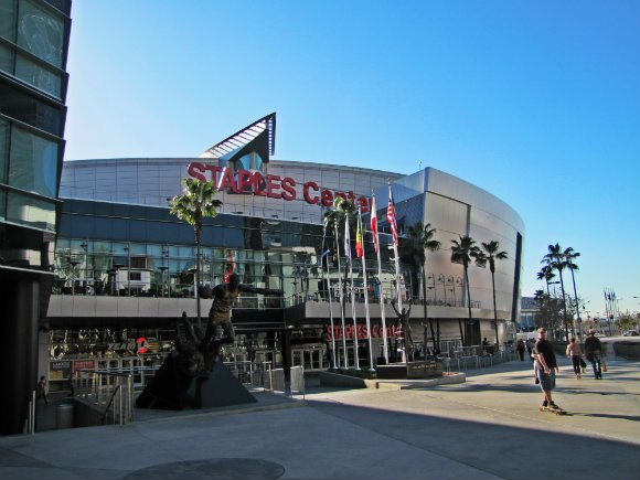 Staples Center, Los Angeles, California
