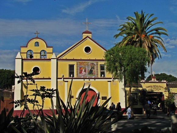 Olvera Street, Los Angeles, California