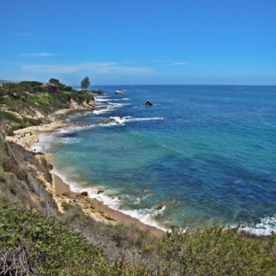 Little Corona del Mar: Beach and Inspiration Point