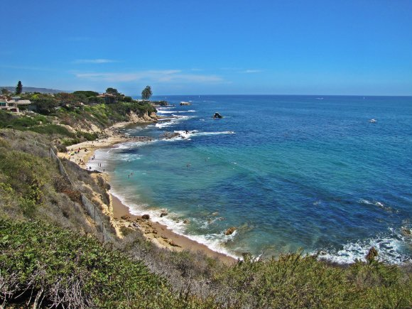 Inspiration Point, Little Corona del Mar, Newport Beach, California