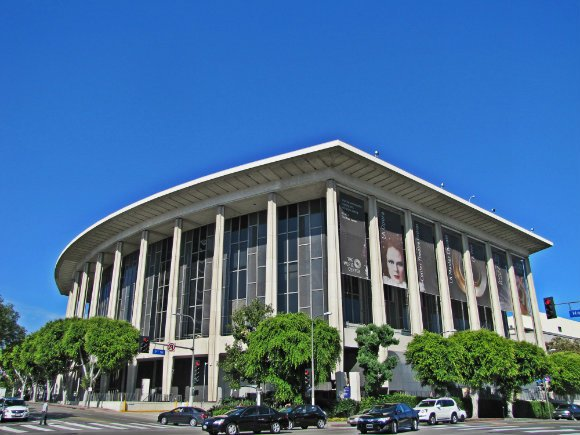Dorothy Chandler Pavilion, Los Angeles, California