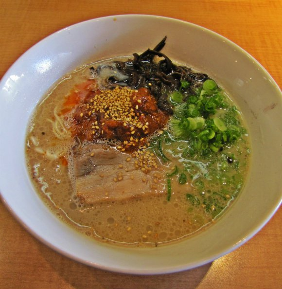 Soul Ramen at Tatsu, Little Osaka, Los Angeles, California