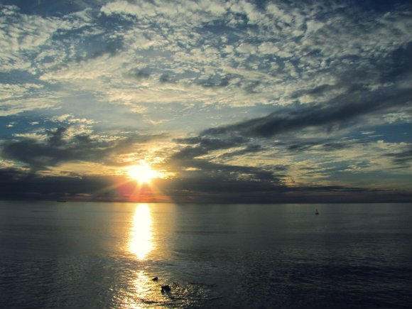 Sunset, Palos Verdes Peninsula, Los Angeles, California