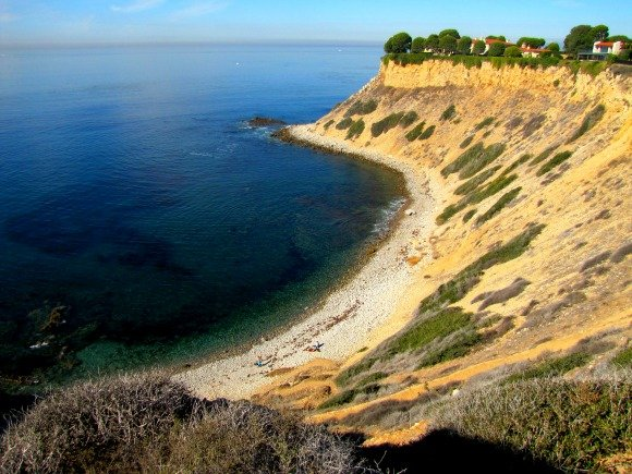 Honeymoon Cove, Palos Verdes Peninsula, Los Angeles, California