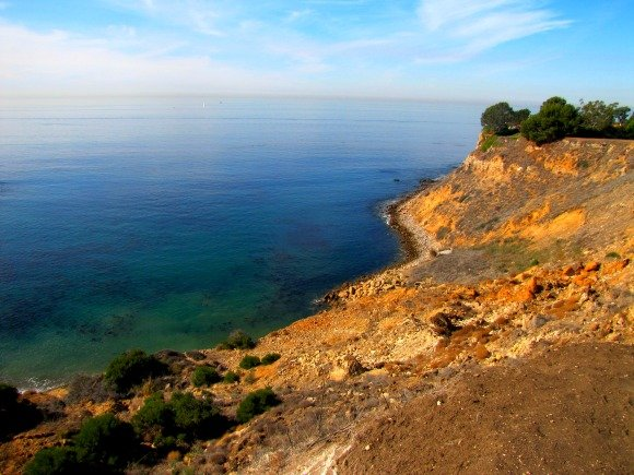 Christmas Tree Cove, Palos Verdes Peninsula, Los Angeles, California