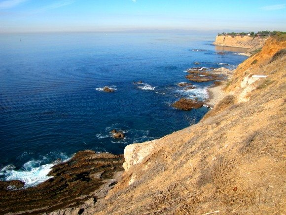 Golden Cove Area, Palos Verdes Peninsula, Los Angeles, California