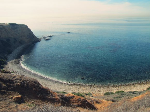 Golden Cove, Palos Verdes Peninsula, Los Angeles, California