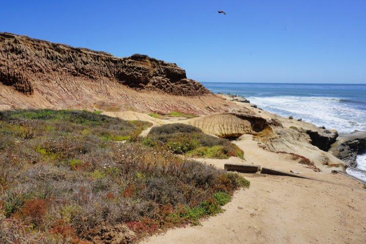 Tidepools of Point Loma, San Diego, California