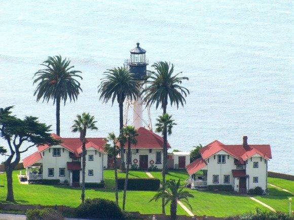 Point Loma Light Station, San Diego, California