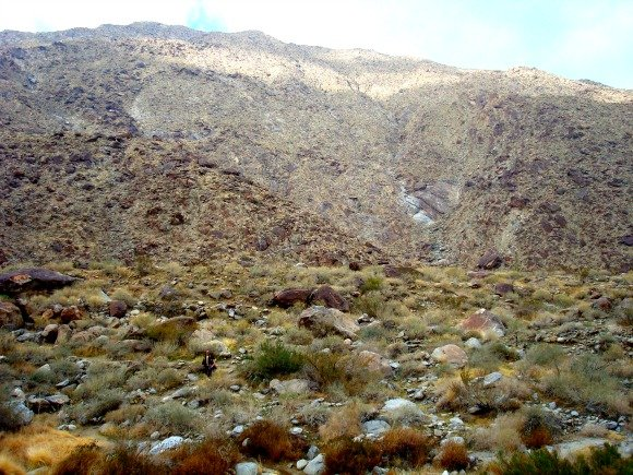 Tahquitz Canyon, Palm Springs, California