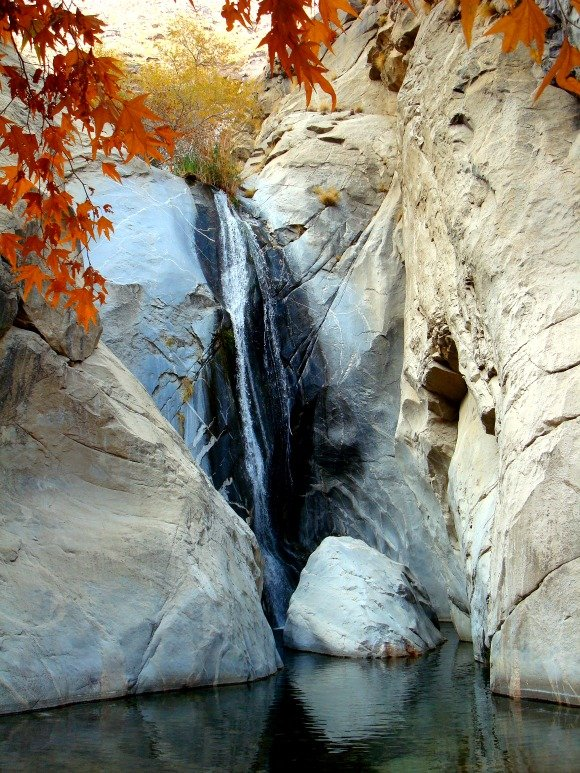 Tahquitz Falls, Tahquitz Canyon, Palm Springs, California