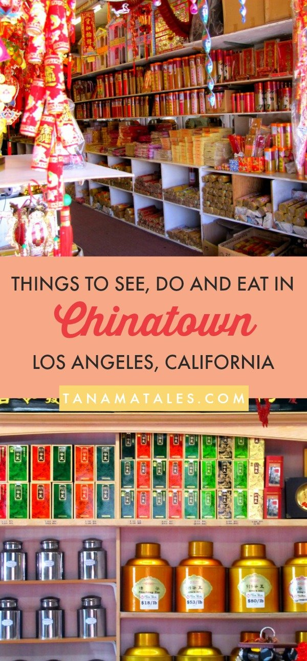 Things to do in #LosAngeles, #California – Travel tips and vacation ideas - Spending a couple of days in Los Angeles? Well, I am sure you will be interested in paying a visit to the Downtown area. Because of that, I have compiled an exciting list of things to do in #Chinatown. Get ready to eat to your heart's content, shop, gallery hop and have tons of fun! #DTLA #LA #SouthernCalifornia
