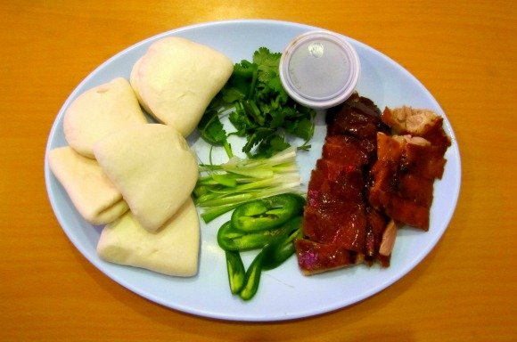 Peking Duck from Sam Wood Barbecue Express, Chinatown, Los Angeles, California