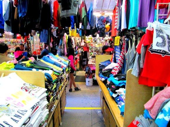 Shop at Saigon Plaza, Chinatown, Los Angeles, California