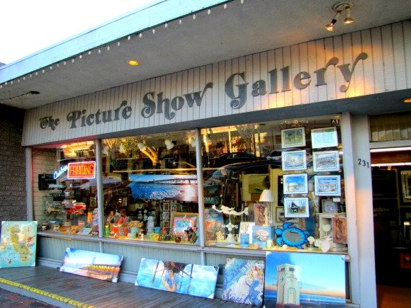 The Picture Show Gallery, Seal Beach, California