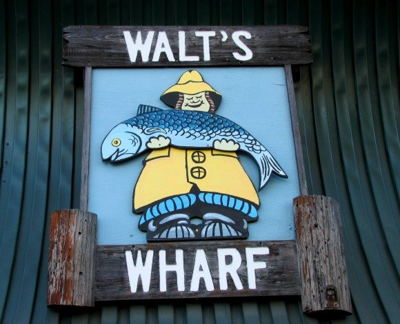 Walt's Wharf, Seal Beach, California