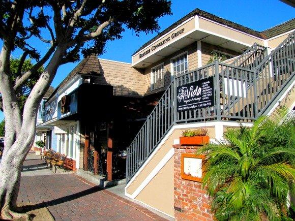 Old Town, Seal Beach, California