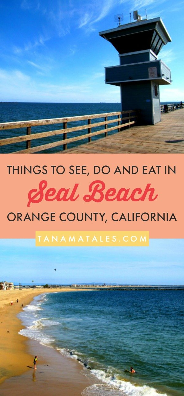 Things to do in #OrangeCounty (or #LosAngeles), #California - Seal Beach is that piece of peacefulness that stands out from other beach towns I have visited in #SouthernCalifornia. Stop by to get the almost lost Old California vibe. In Seal Beach, you can explore the Old Town, pier and beach. Plus, there are tons of delicious eating options! You gotta check this beach town!