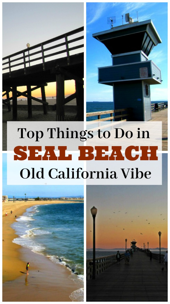 Seal Beach, northernmost city in Orange County, is that piece of peacefulness that stands out from other beach towns I have visited in Southern California.