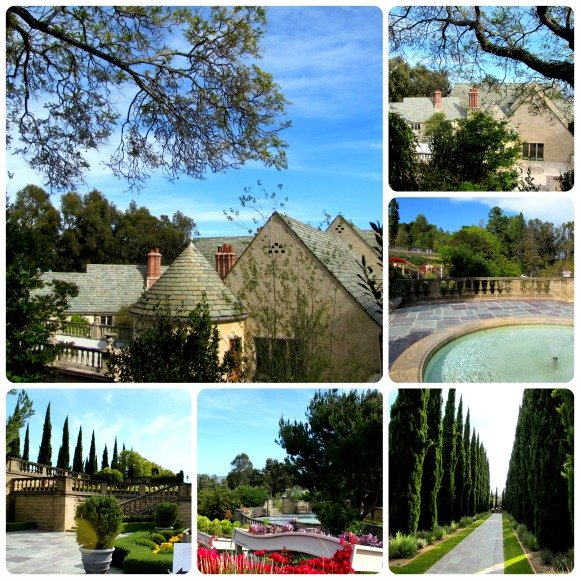 Greystone Mansion, Beverly Hills