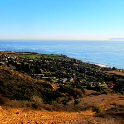 Del Cerro Park: Amazing Views of the Palos Verdes Peninsula