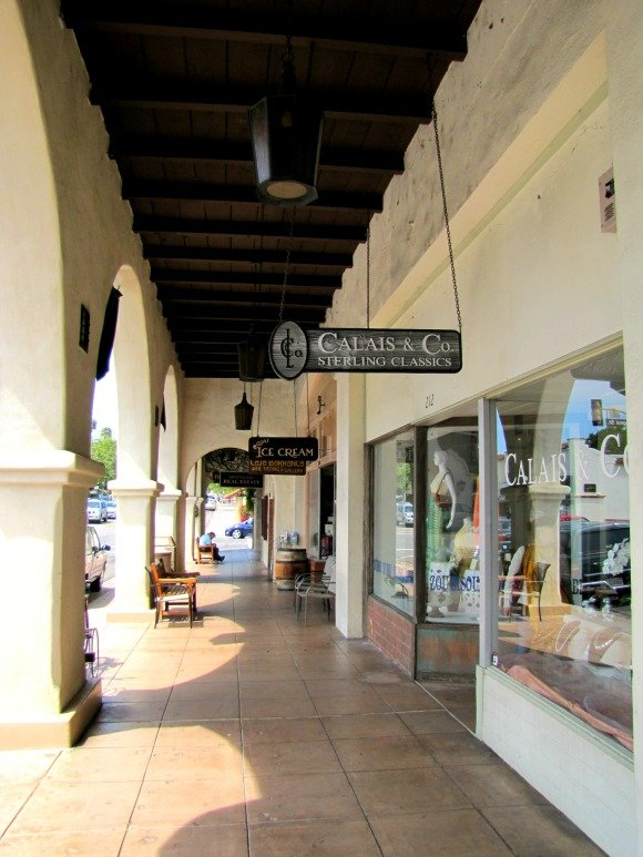 The Arcade, Ojai, California