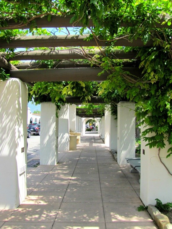 The Pergola, Ojai, California