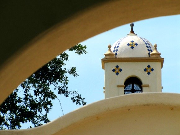 The bell tower, Ojai, California