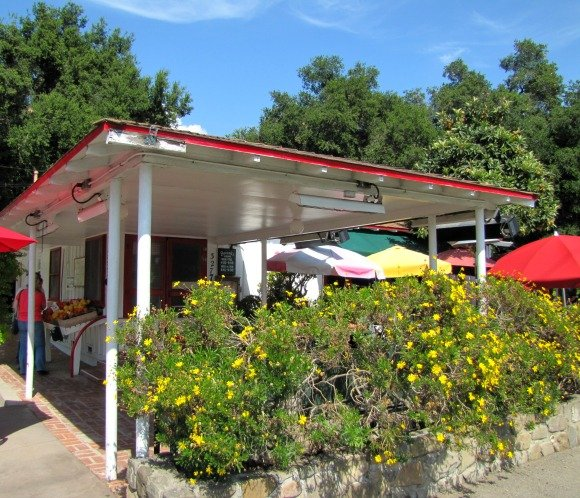 Boccalli's, Ojai, California