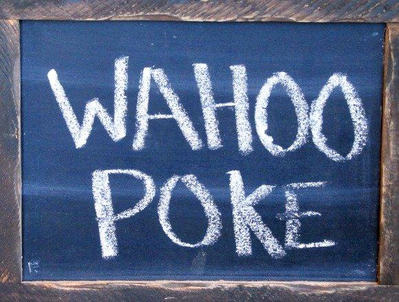 Wahoo Poke, Celebrity Cruises Great Food and Wine Festival, Orange County Great  Park, Irvine California