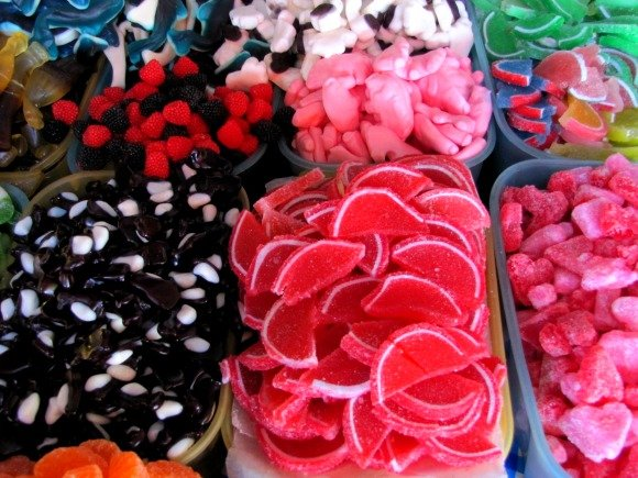 Candy, Mercado Hidalgo, Tijuana, Mexico