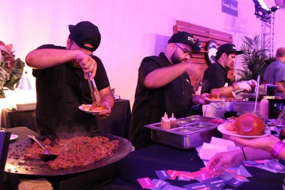 Los Angeles Food and Wine Festival, Los Angeles, California