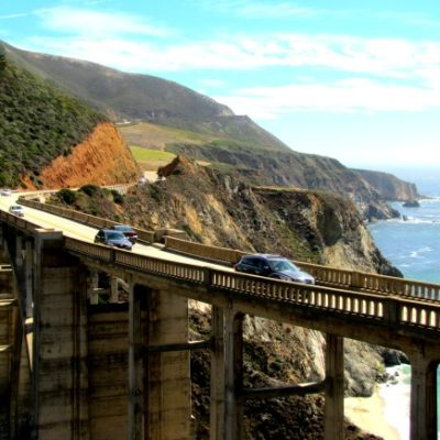 Memories of the Bixby Bridge