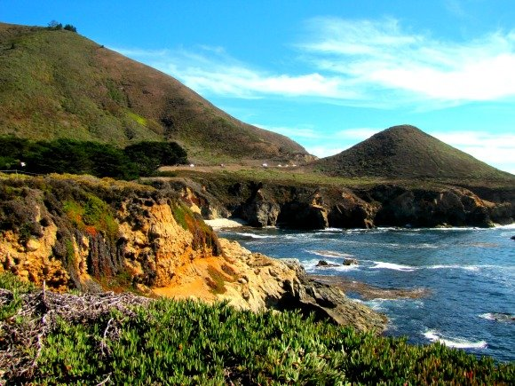 View from Soberanes Trail, Garrapata State Park, Big Sur, California