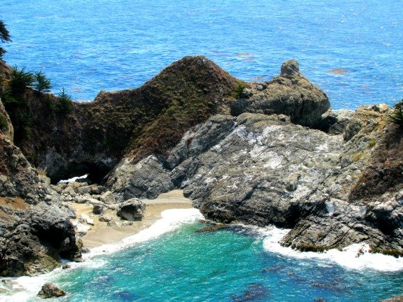 McWay Cove, Big Sur, California