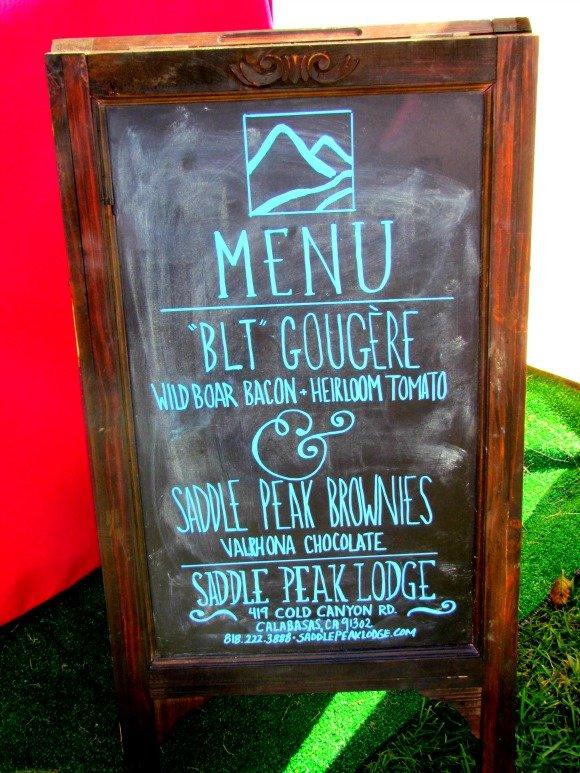 Saddle Peak Lodge, The Food Event, Saddlerock Ranch, Malibu