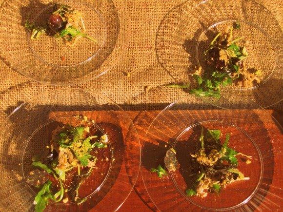 Sotto, The Food Event, Saddlerock Ranch, Malibu