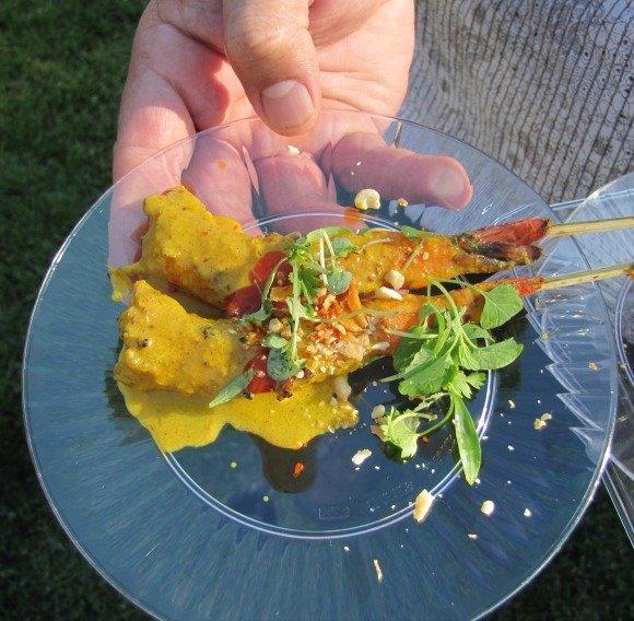 Little Sister, The Food Event, Saddlerock Ranch, Malibu