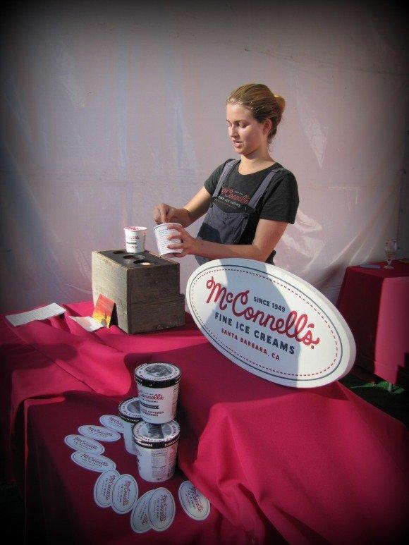 McConnell's Ice Cream, The Food Event, Saddlerock Ranch, Malibu