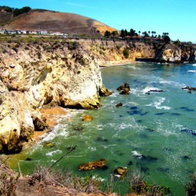 Shell Beach: Where the Rocks and the Ocean Meet