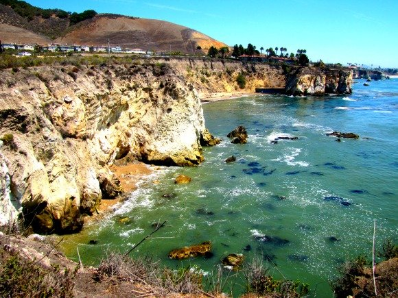 Shell Beach, California