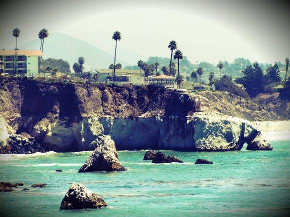 Shell Beach, California