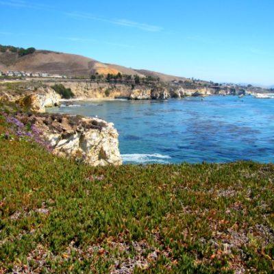 Shell Beach, California: Great Coastal Views!