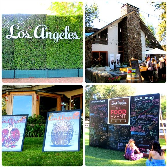 Los Angeles Magazine, The Food Event, Saddlerock Ranch, Malibu