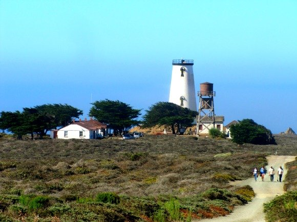 Piedras Blancas Lighthouse, San Simeon, California