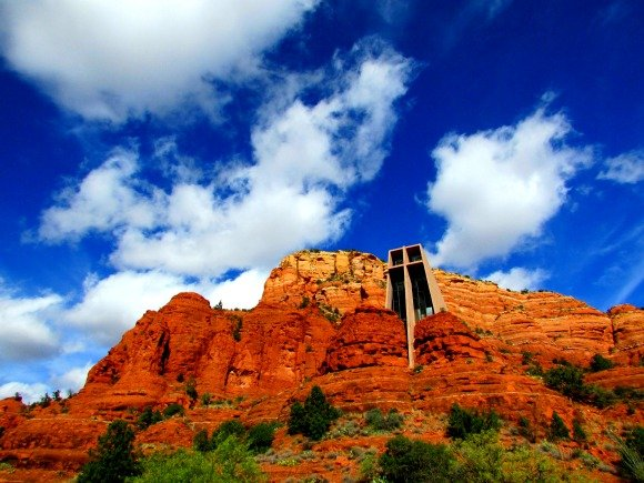 Chapel Road of the Holy Cross, Sedona, Arizona