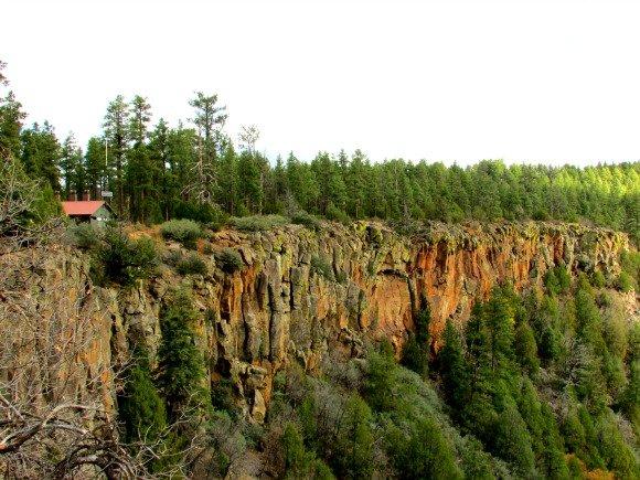 Oak Creek Canyon Rim, Sedona, Arizona
