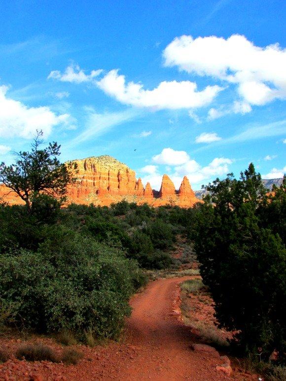 Views from the Little Horse Trailhead, Sedona, Arizona